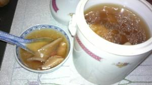花膠炖雞湯 19