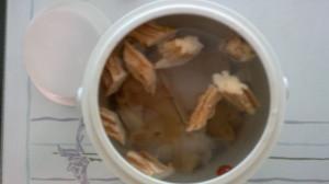 花膠炖雞湯 8