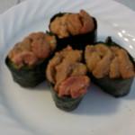 海膽壽司 (6)