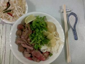 越式牛肉粉 20