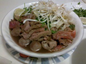 越式牛肉粉 22