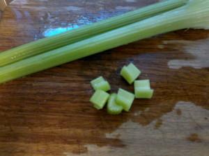 蒜香牛柳粒 2