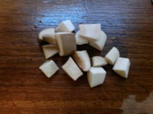 蒜香牛柳粒 3