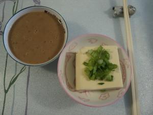 涼拌豆腐 9