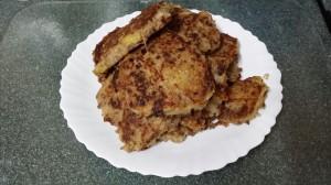 牛肉薯餅 8