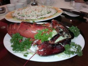龍蝦湯 1