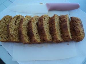 意大利榛子南瓜杏仁蛋糕 18