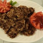洋蔥牛肉薯絲餅 22