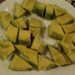 牛油果蘋果蕃茄沙律 10