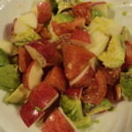 牛油果蘋果蕃茄沙律 11