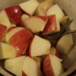 牛油果蘋果蕃茄沙律 6