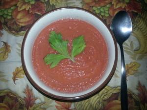 紅菜頭湯 E