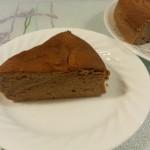 朱古力日式芝士蛋糕 20
