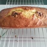 Walnut butter cake 22