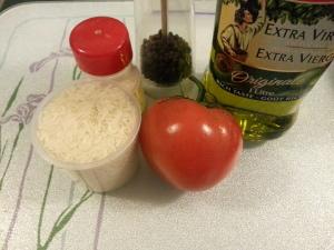 蕃茄飯 1