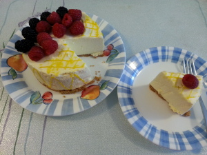 Mango Cheese Cake 47