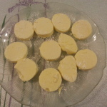 蒜片椒鹽玉子豆腐 11