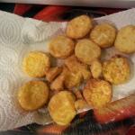 蒜片椒鹽玉子豆腐 14