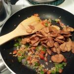 蒜片椒鹽玉子豆腐 18