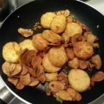 蒜片椒鹽玉子豆腐 19
