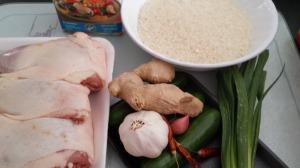 海南雞飯 2