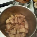 蓮藕炆豬腩肉 11
