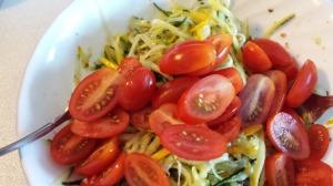 Zucchini Salad 12