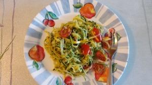 Zucchini Salad 13