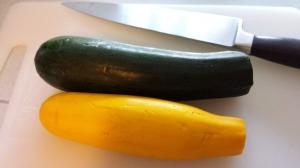 Zucchini Salad 4