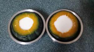 南瓜椰奶布丁 6
