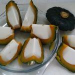 南瓜椰奶布丁 8