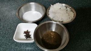 茶熏雞 1