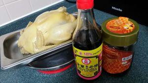 茶熏雞 2