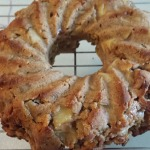 Apple Watnut Cake 14