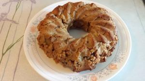 Apple Watnut Cake 16