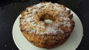 Apple Walnut Cake by Sau Mei