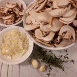 忌廉磨菇湯 2